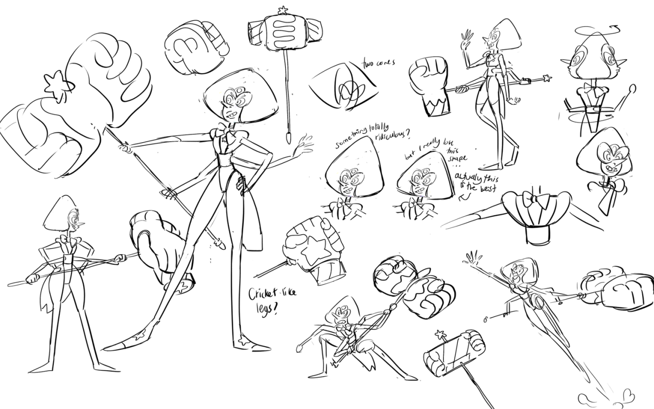 Character Concept Art From Initial Sketch To Final Design : Colin howard here are some concepts for sardonyx i did