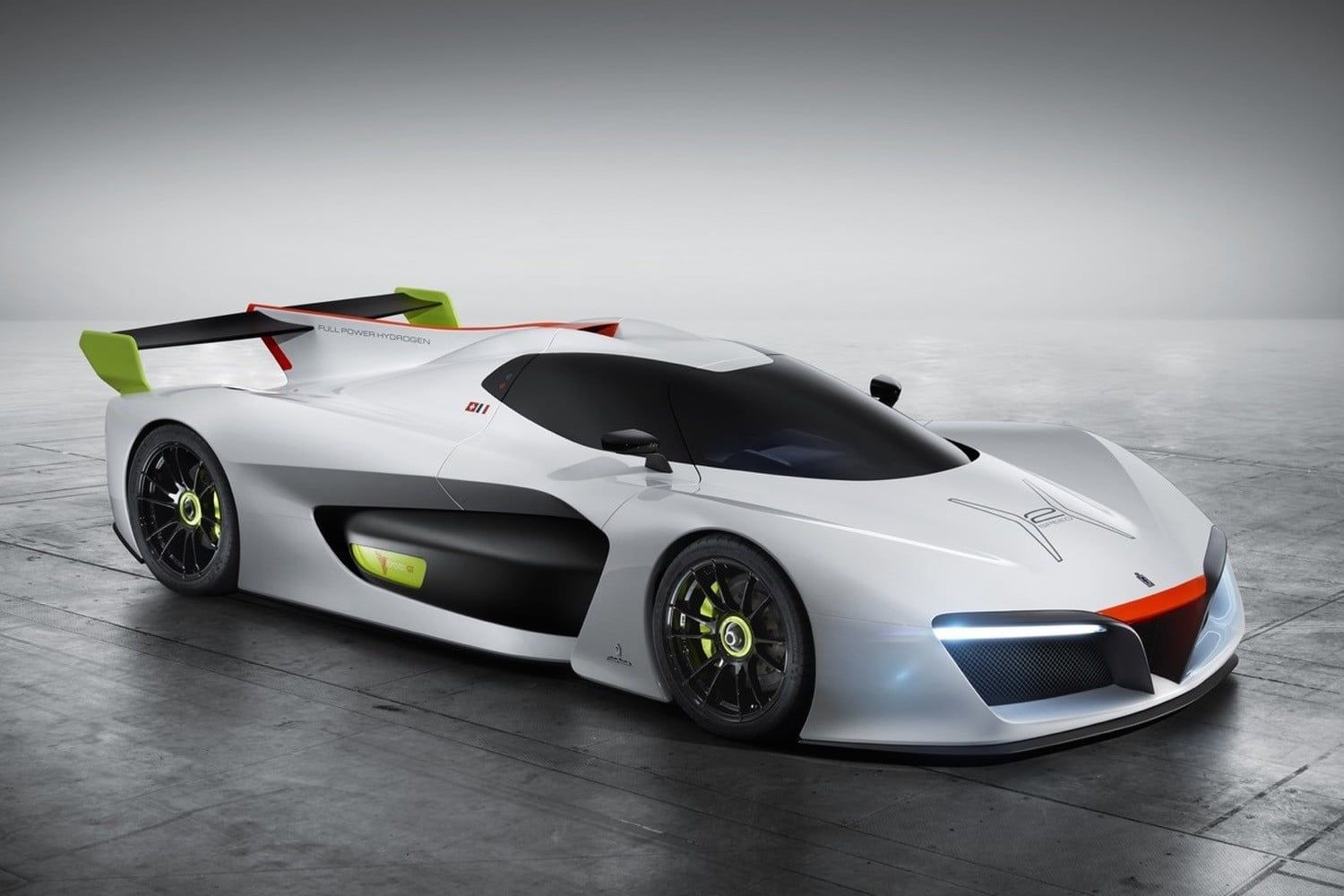 Automobili Pininfarina Will Have a New AllElectric