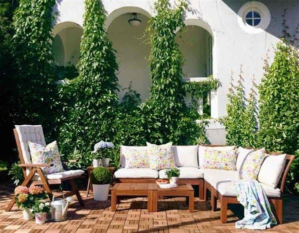 Outdoor Furniture Choices With Images