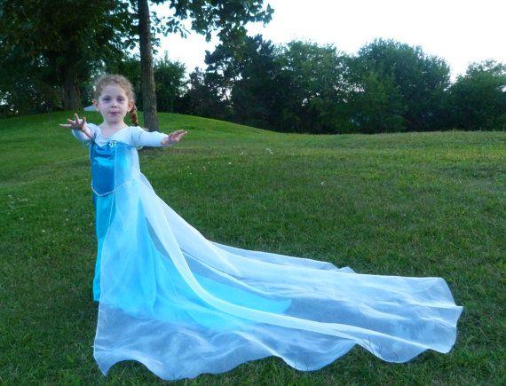 Elsa Halloween Costumes For Kids.Elsa Costume Queen Elsa Pretend Play Dress Up Elsa Dress Elsa Costume Frozen Dress Hal Frozen Costume Disney Halloween Costumes Queen Halloween Costumes