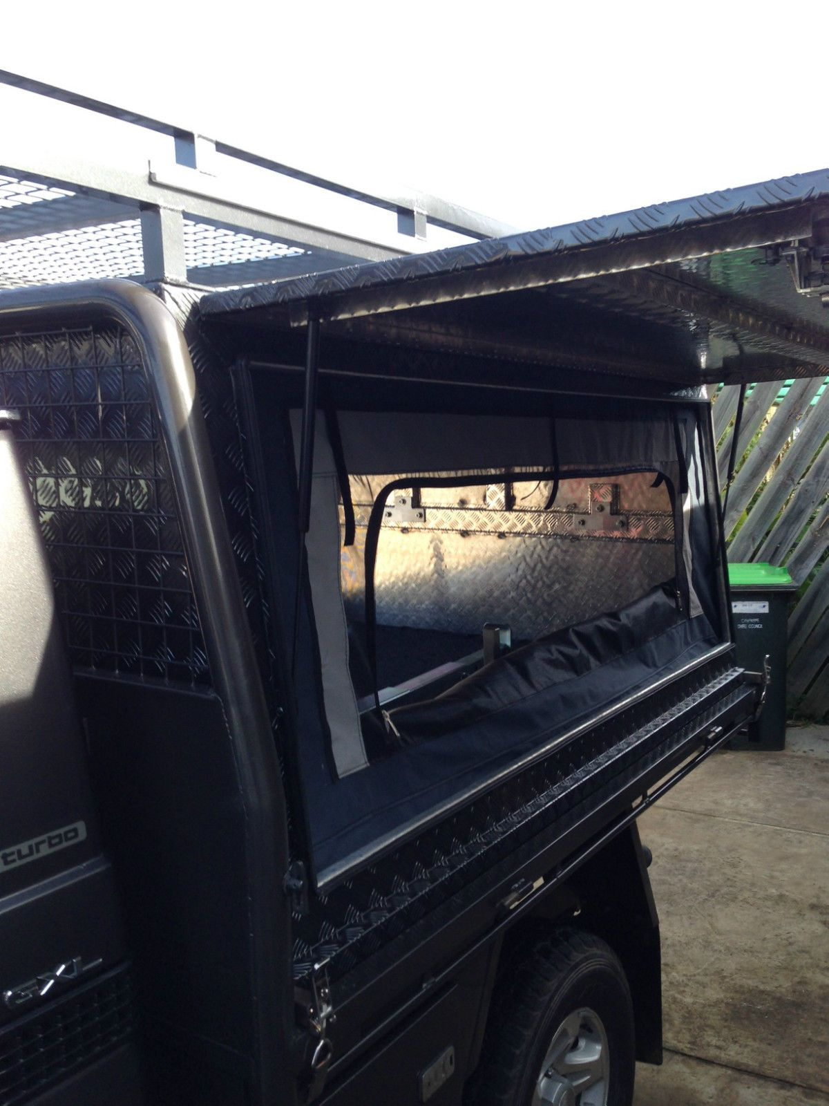 Lift OFF Canopy C&ing Canopy Canvas OFF Road C&er Trailer Landcruiser in Parkdale VIC |  sc 1 st  Pinterest & Lift OFF Canopy Camping Canopy Canvas OFF Road Camper Trailer ...