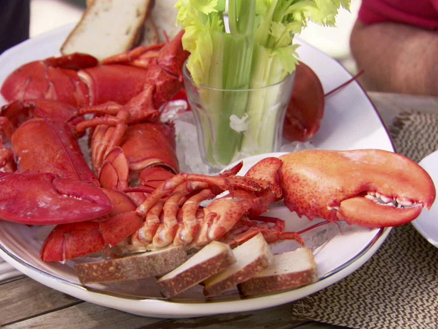 deconstructed lobster salad | recipe | lobster salad, ina garten