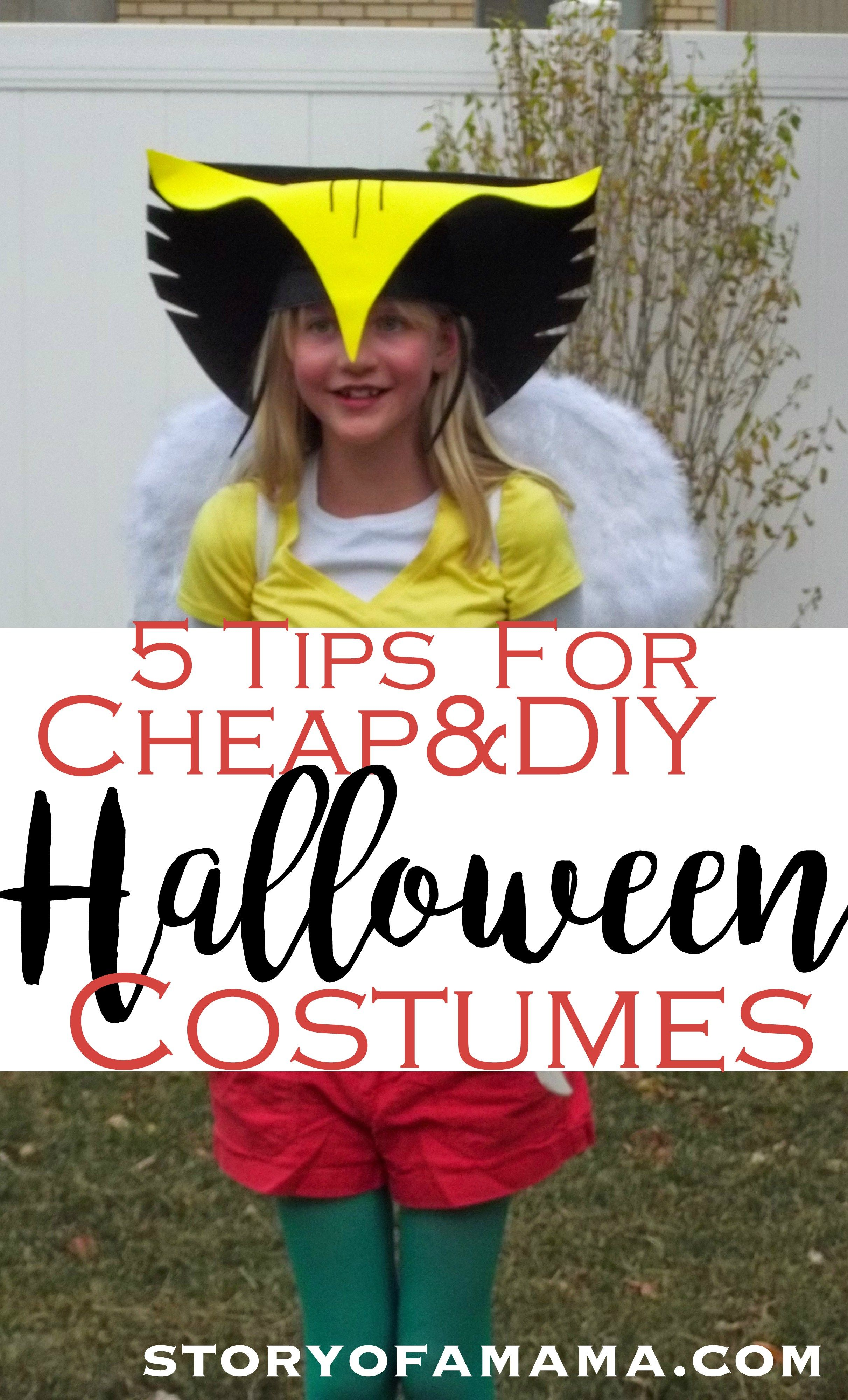 tips for cheap diy halloween costumes the best blog posts
