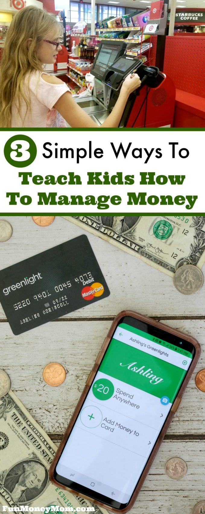 3 Simple Ways To Teach Kids How To Manage Money Kids Money Management Teaching Kids Money Money Smart Kids
