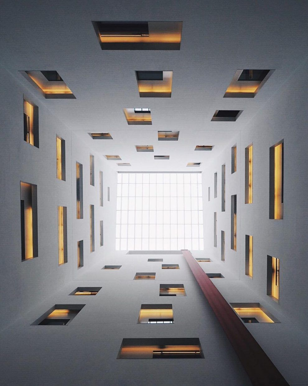 Chic Contemporary Spaces Rendered By Anh Nguyen: Breathtaking Architecture Photography By Anh Nguyen