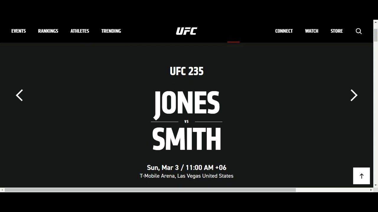 Ufc 235 live how to watch jones vs smith woodley vs
