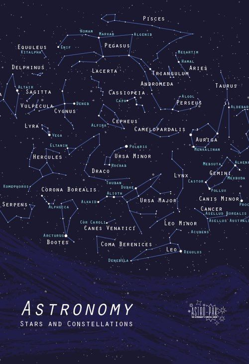 Stars And Constellations  Charts  Graphs  Infographics