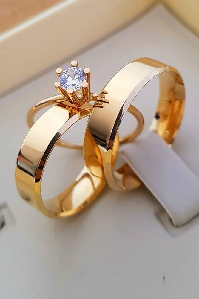 45 Great Bands And Wedding Rings That Admire | Wedding Forward