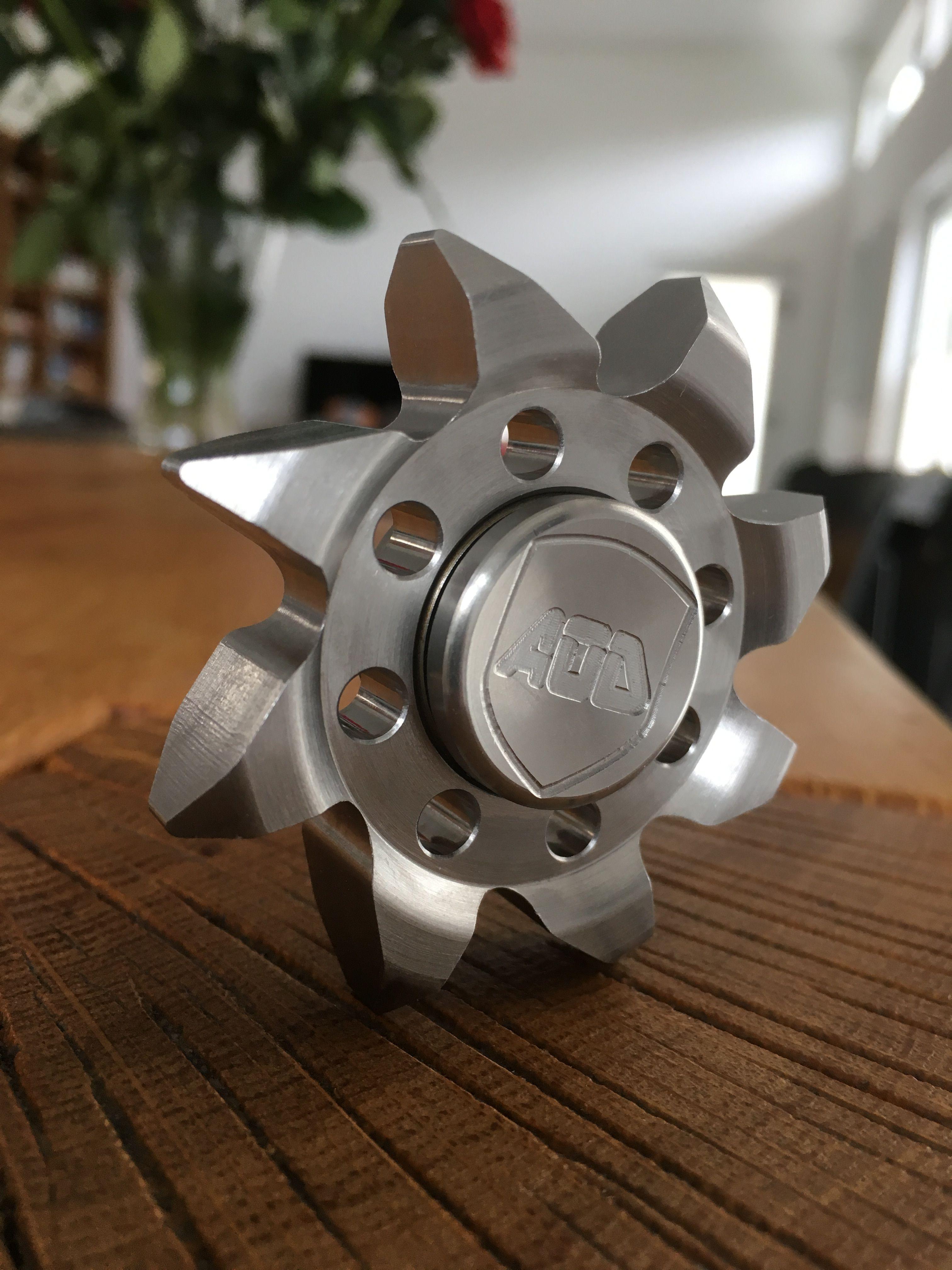 Higanbana Spinner by AOD SPEC