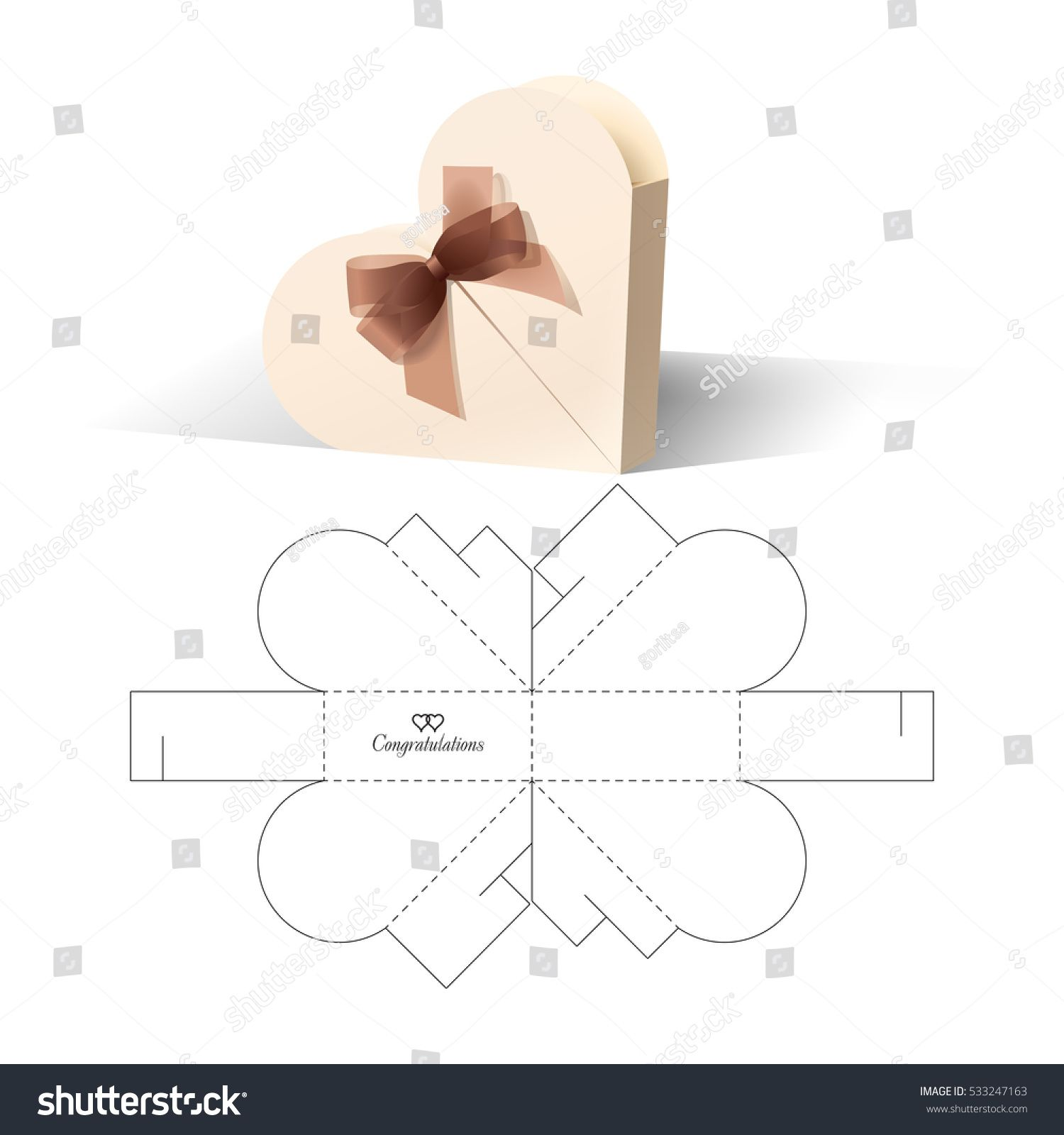 Retail box with blueprint template cajas de regalo pinterest retail box with blueprint template buy this stock vector on shutterstock find other images malvernweather Images