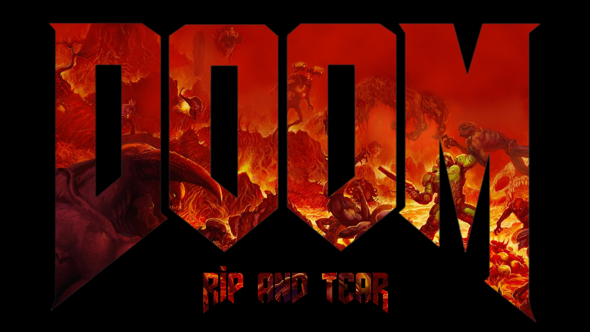 Doom wallpapers in 1080 1440 and 4k [1920x1080] via Classy