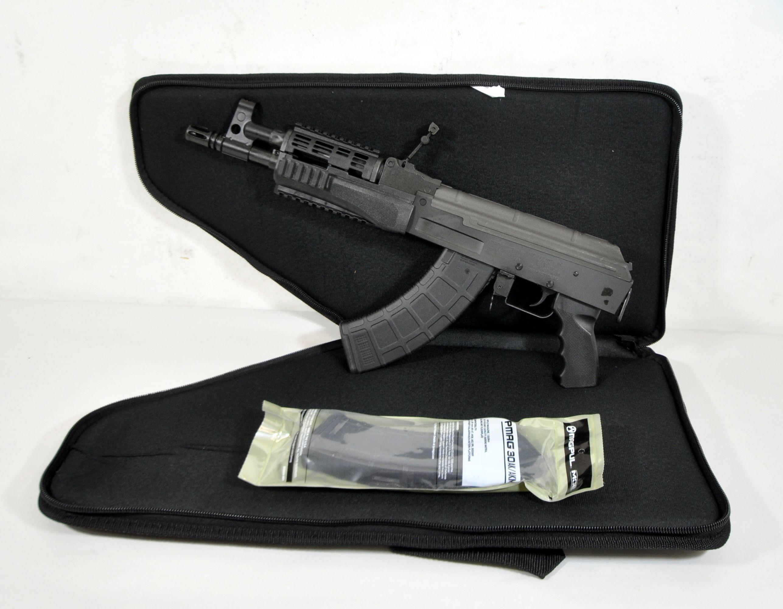 Case Blue Mmp : Cai c39 centurion pistol 7.62x39 w case [new in box] $699.99 mmp