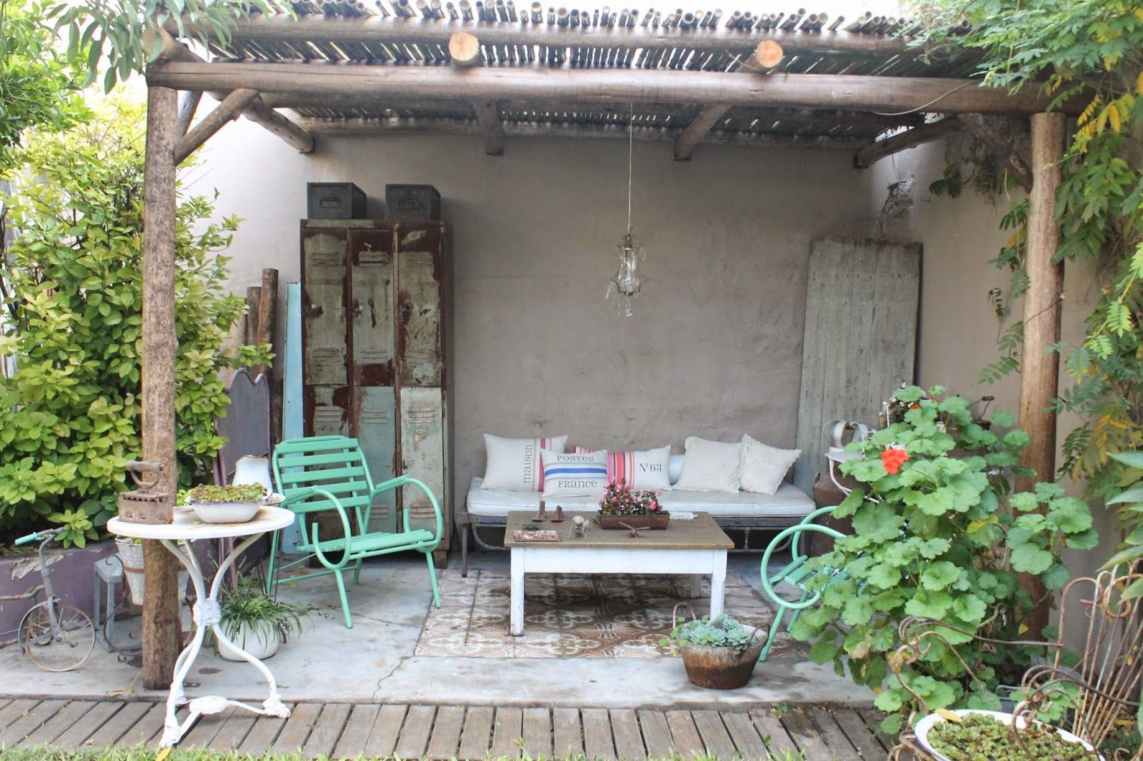 Mi casa vintage deco marce plantas pinterest deco for Mi casa deco