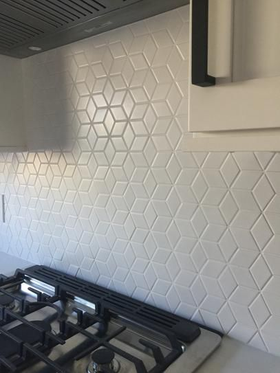 Entzuckend Merola Tile Metro Rhombus Matte White 10 1/2 In. X 12 1/8 In. X 5 Mm  Porcelain Mosaic Tile FMTRHOMW At The Home Depot   Mobile