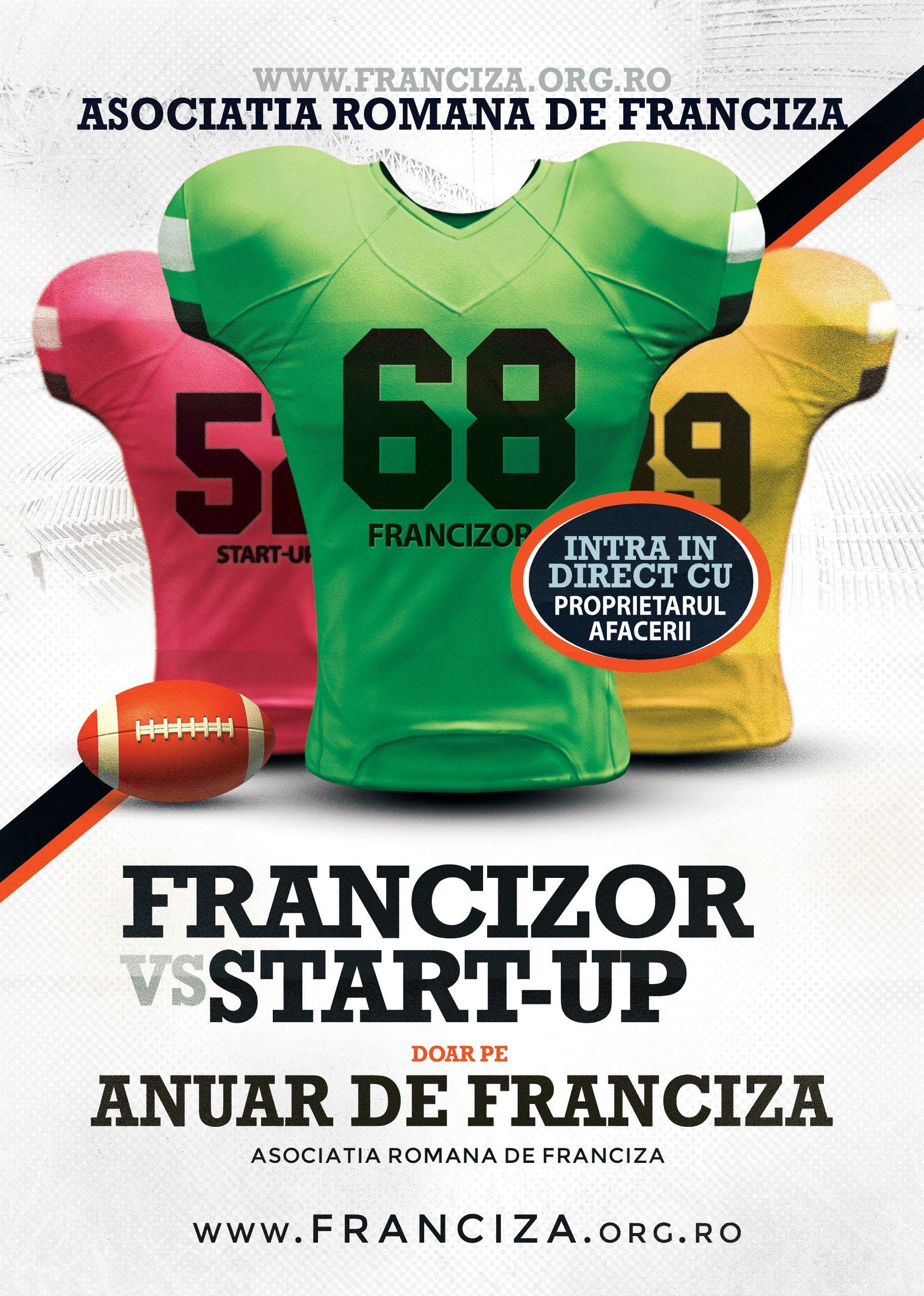 Anuar de Franciza - www.franciza.org.ro