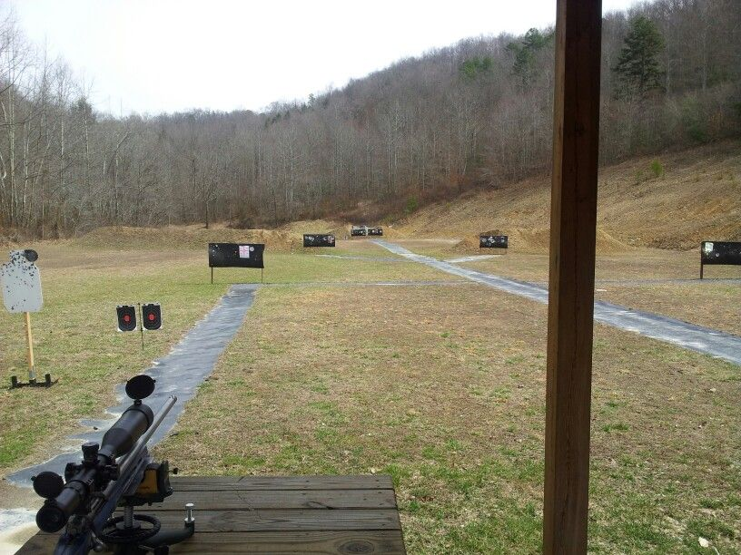 Our 100 Yard Range 100 Yards Range Yard