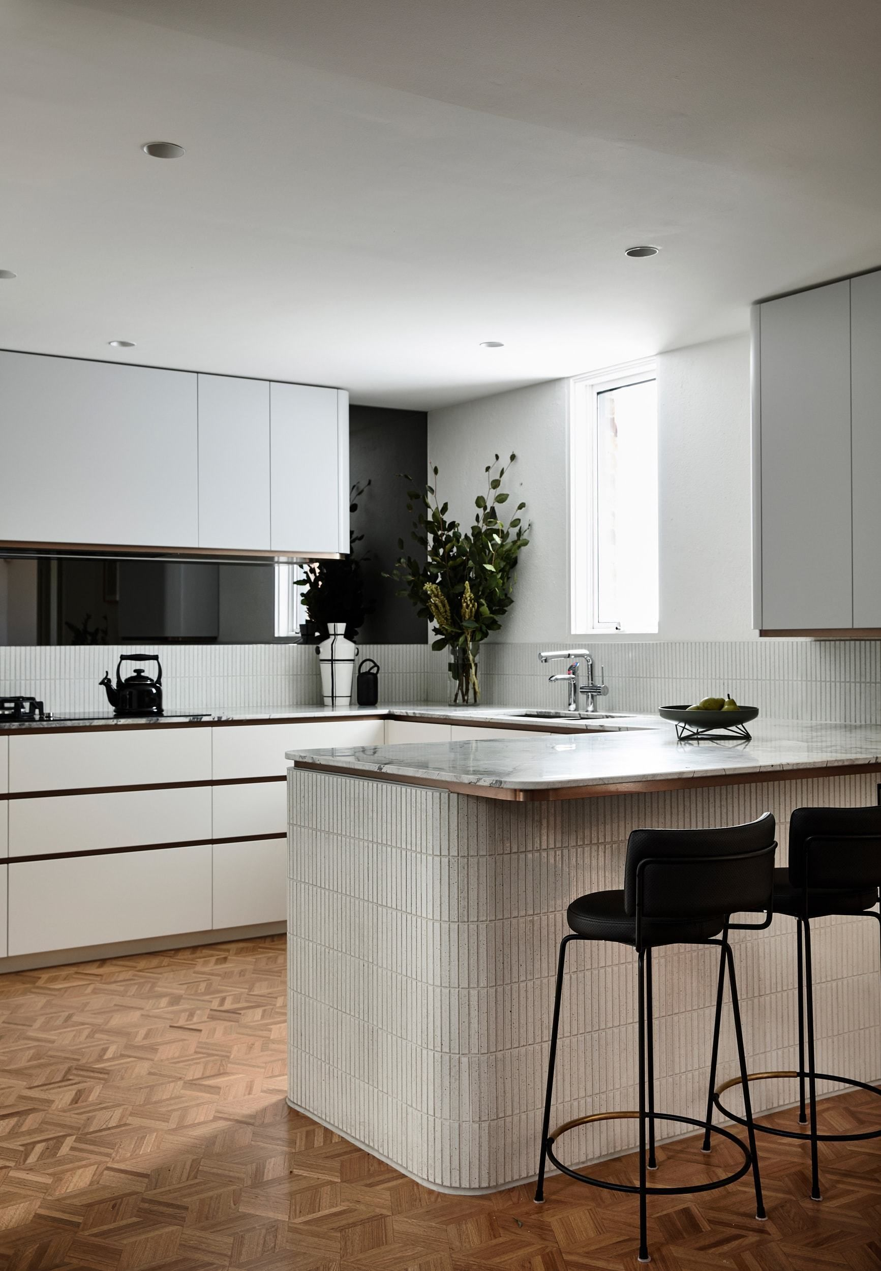 Peck Project Church House By Doherty Design Studio Project Feature The Fisher Paykel Modern Kitchen Renovation Contemporary Kitchen Interior Kitchen Interior
