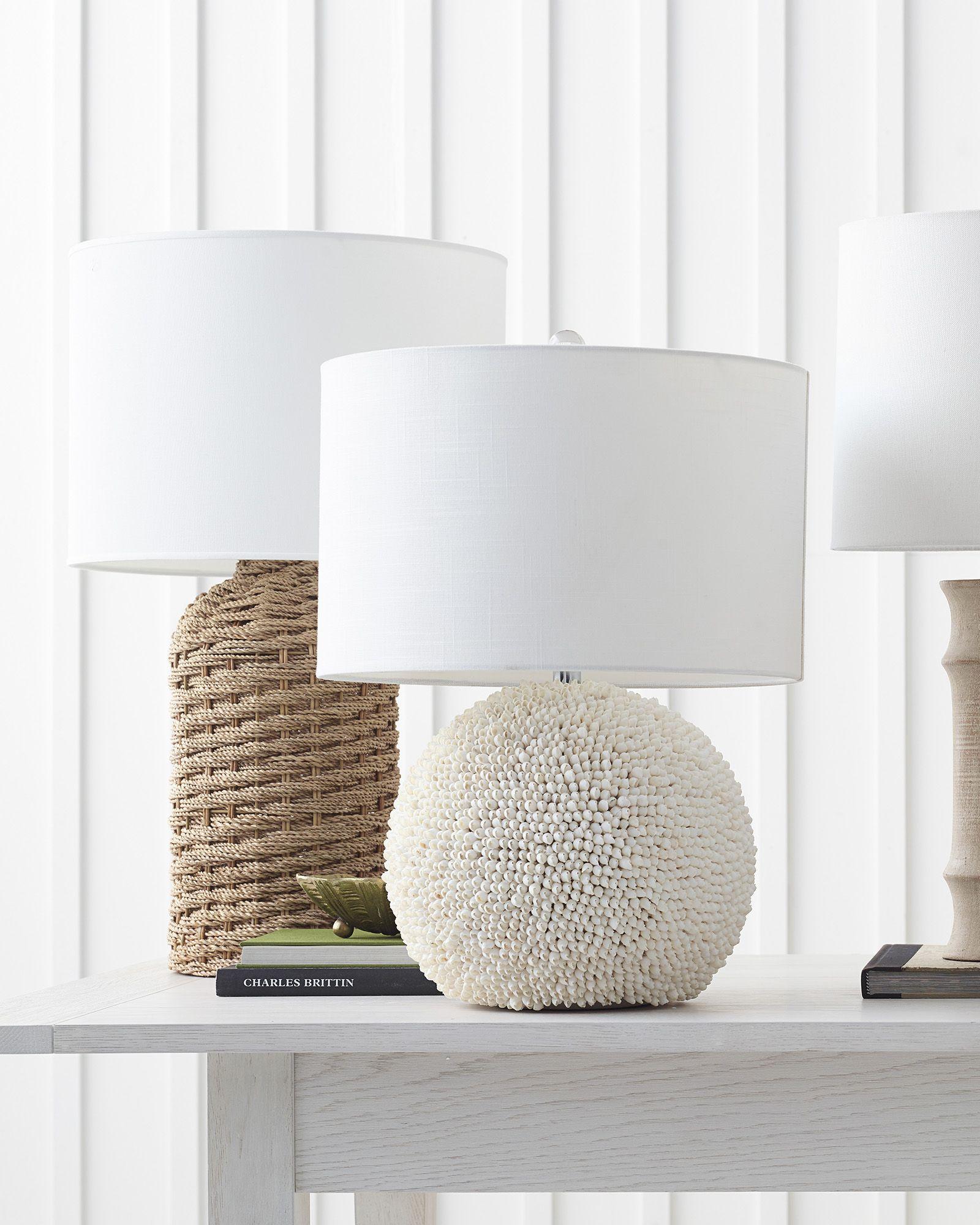 Abbott Table Lamp In 2020 Coastal Bedrooms Coastal Living Rooms