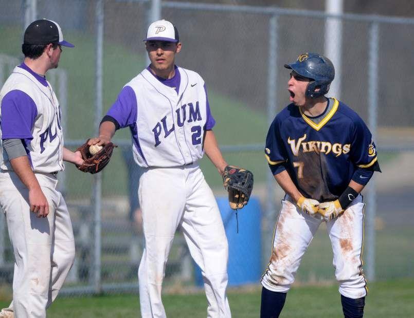 Central Catholic Plum Baseball High School Sports Baseball Baseball Tops