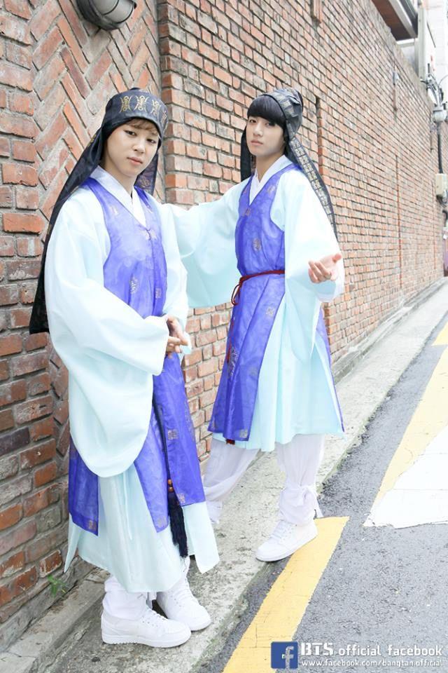 Jungkook & Jimin ♥ #BTS