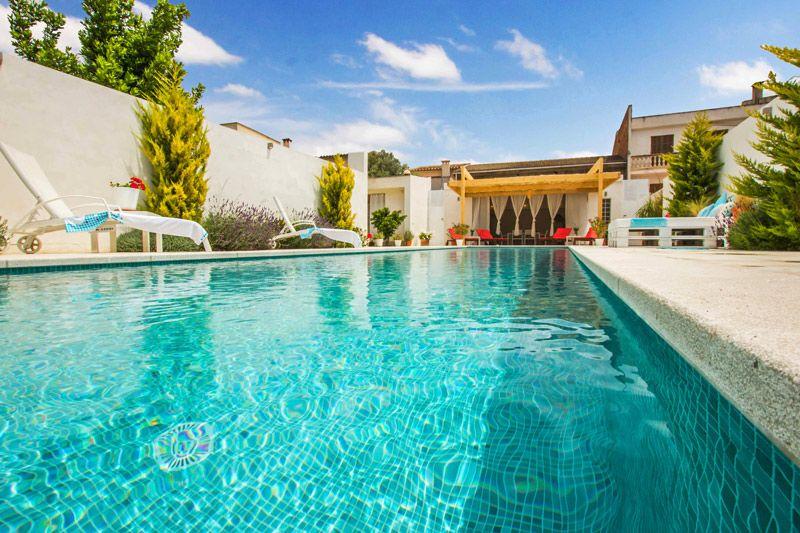 Ferienhaus Naranja auf Mallorca mit Pool und Grill (mit