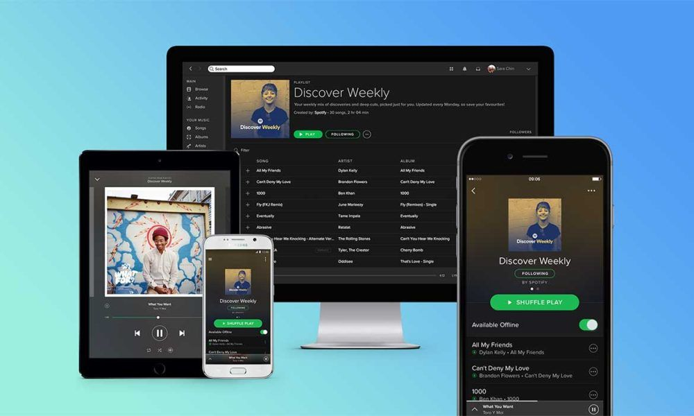 Spotify will recommend better songs with AI support