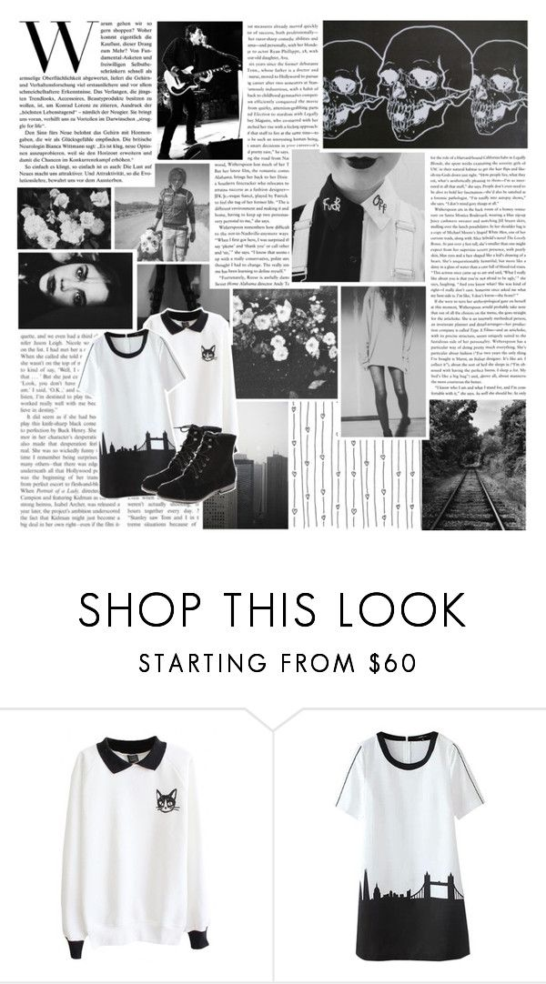 """""""Beautiful Halo #24"""" by nightlock ❤ liked on Polyvore featuring Alasdair, Black Poppy, fashionset, beautifulhalo and bhalo"""