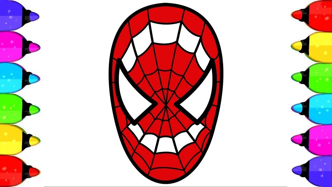 Spiderman Coloring Pages How To Draw And Coloring Surprise Spiderman H Spiderman Coloring Drawings Spiderman
