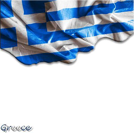 Flag of Greece  Flagge von Griechenland