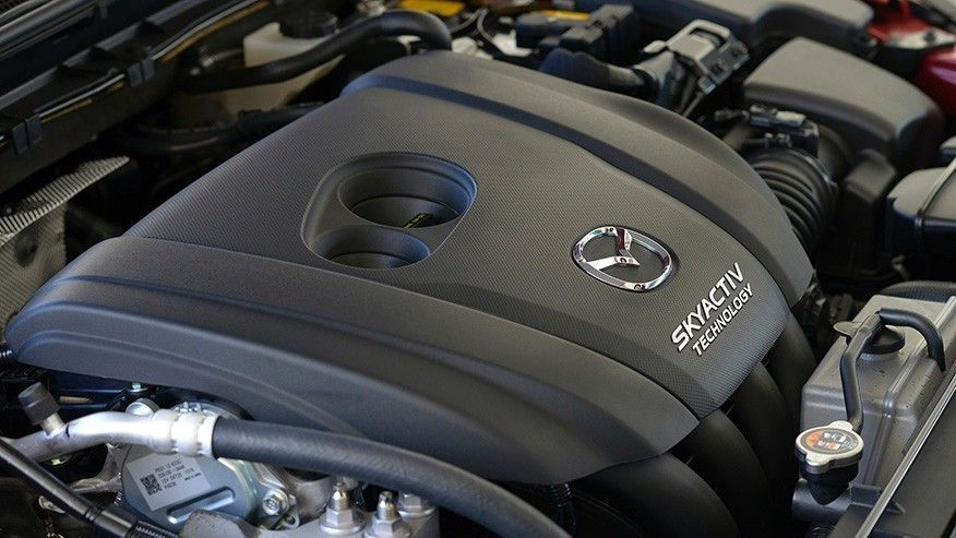 Mazda introducing breakthrough 'sparkless' gasoline