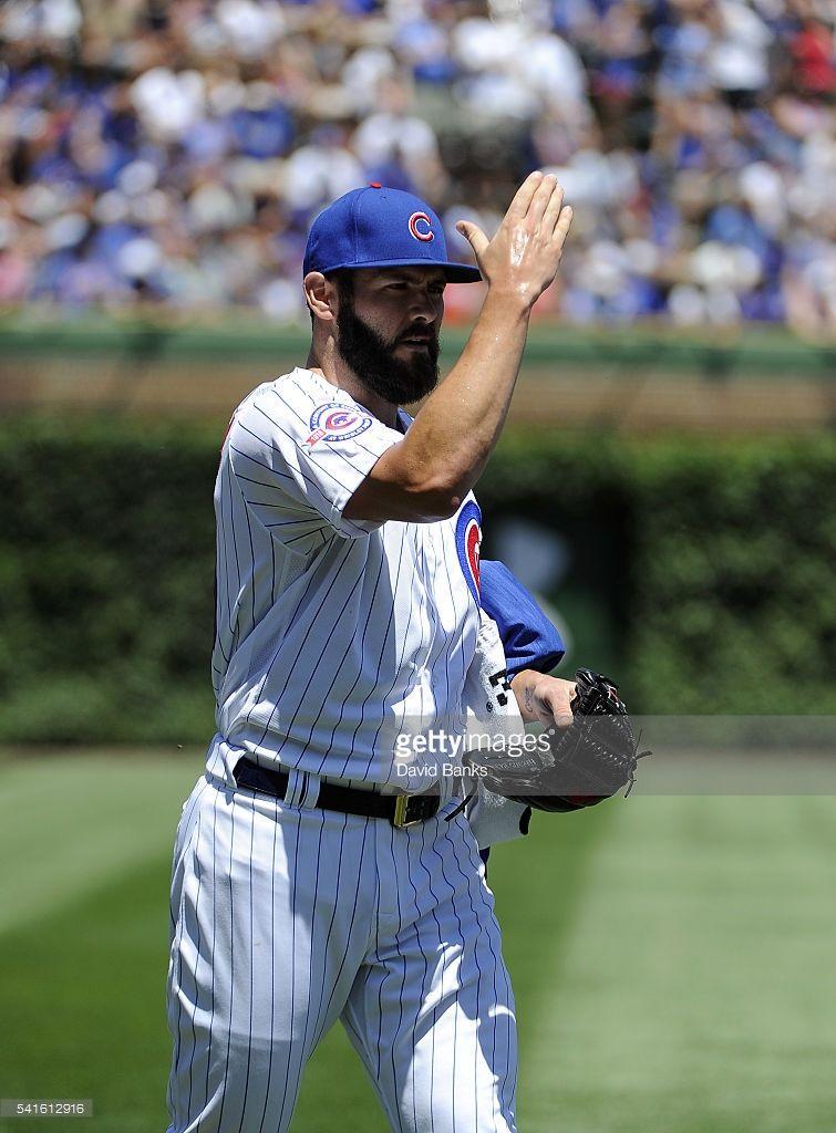 Jake Arrieta, CHC//June 17, 2016 v PIT Chicago cubs