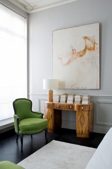 Casa Parigi stile classico Idee per interni
