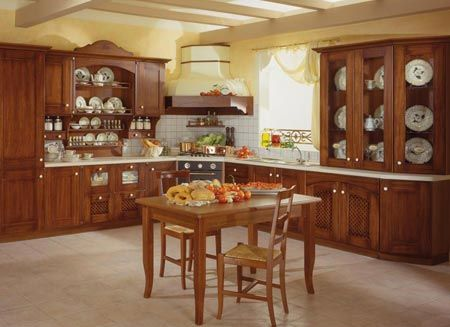 Arredamento cucina classica ~ Gaia | cucina | Cucine ...
