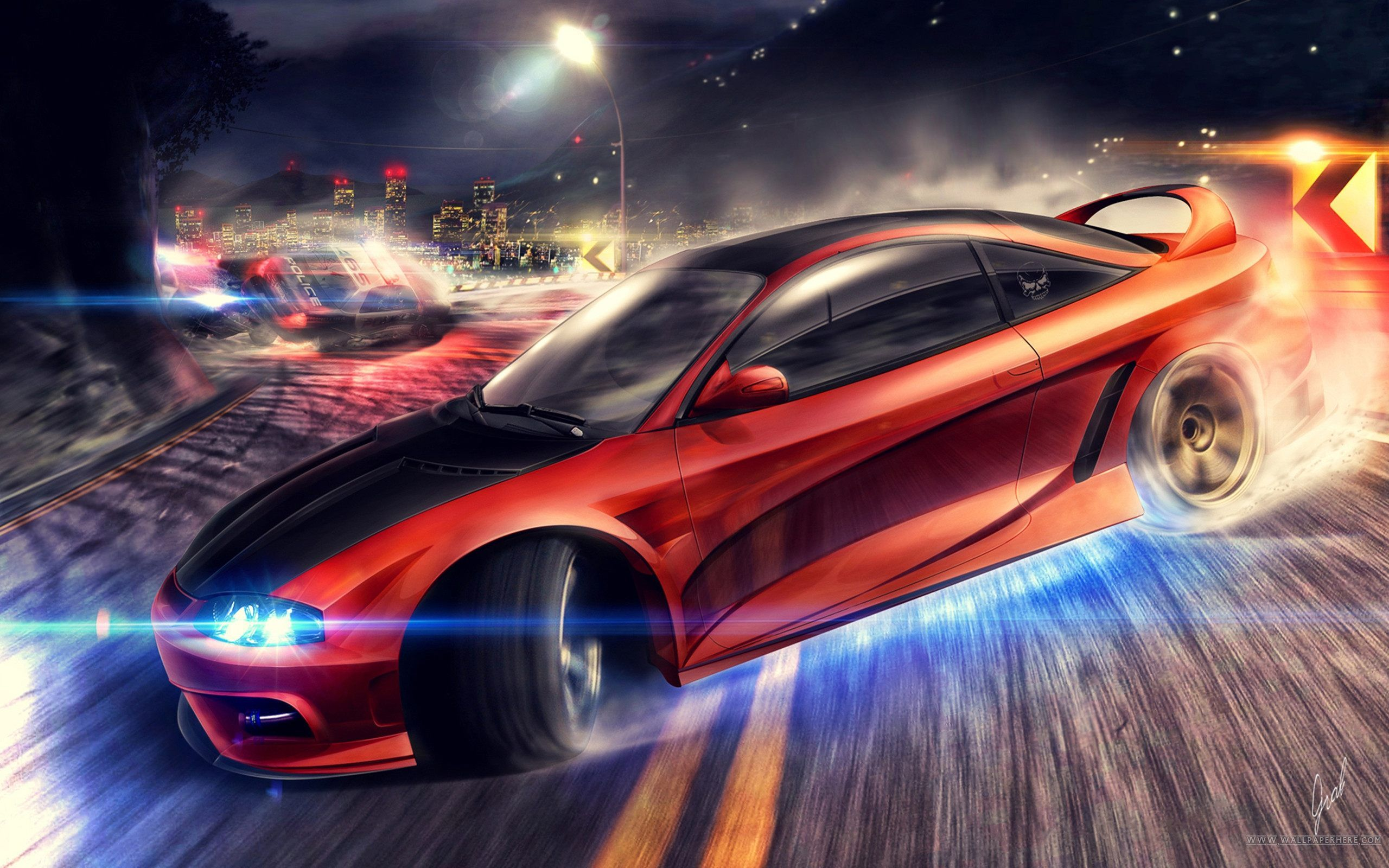 Mobile Phone X Need For Speed World Wallpapers Hd Desktop