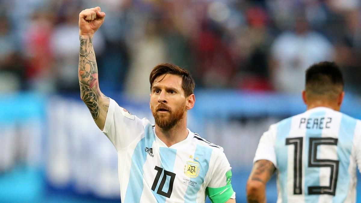 Marcos Rojo's 86th-minute Goal Sends Argentina To The