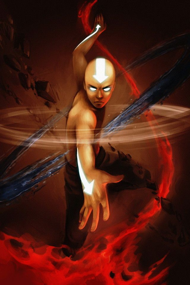 Aang Will Always Be My Favourite Avatar