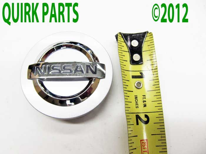 Nissan Alloy Wheel Center Cap Replacement GENUINE OEM BRAND NEW