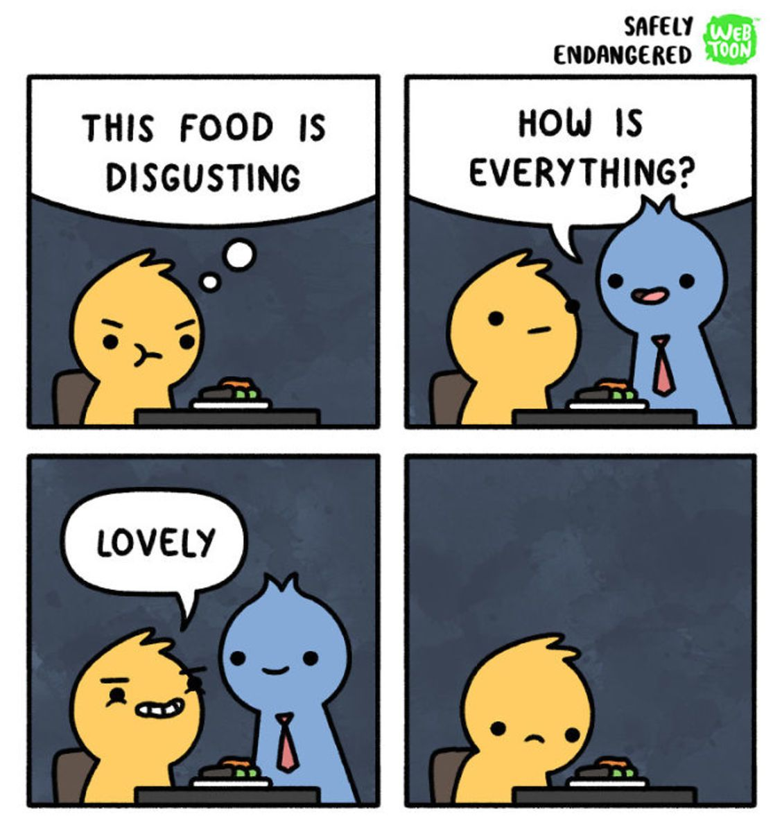 20 Hilarious Comics That Deal With Everyday Life Through Absurd Humour Funny Cartoons Funny Comic Strips Funny Comics