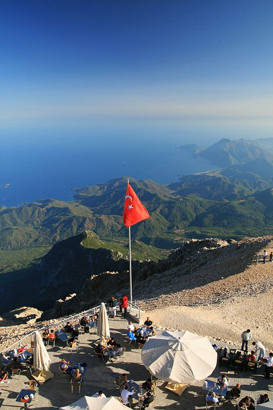 Mt.Tahtali - kemer, Antalya