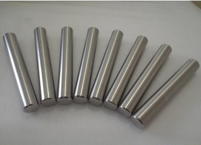 """Titanium Round Bar 6AL4V 3/"""" x 6/"""" Grade 5"""