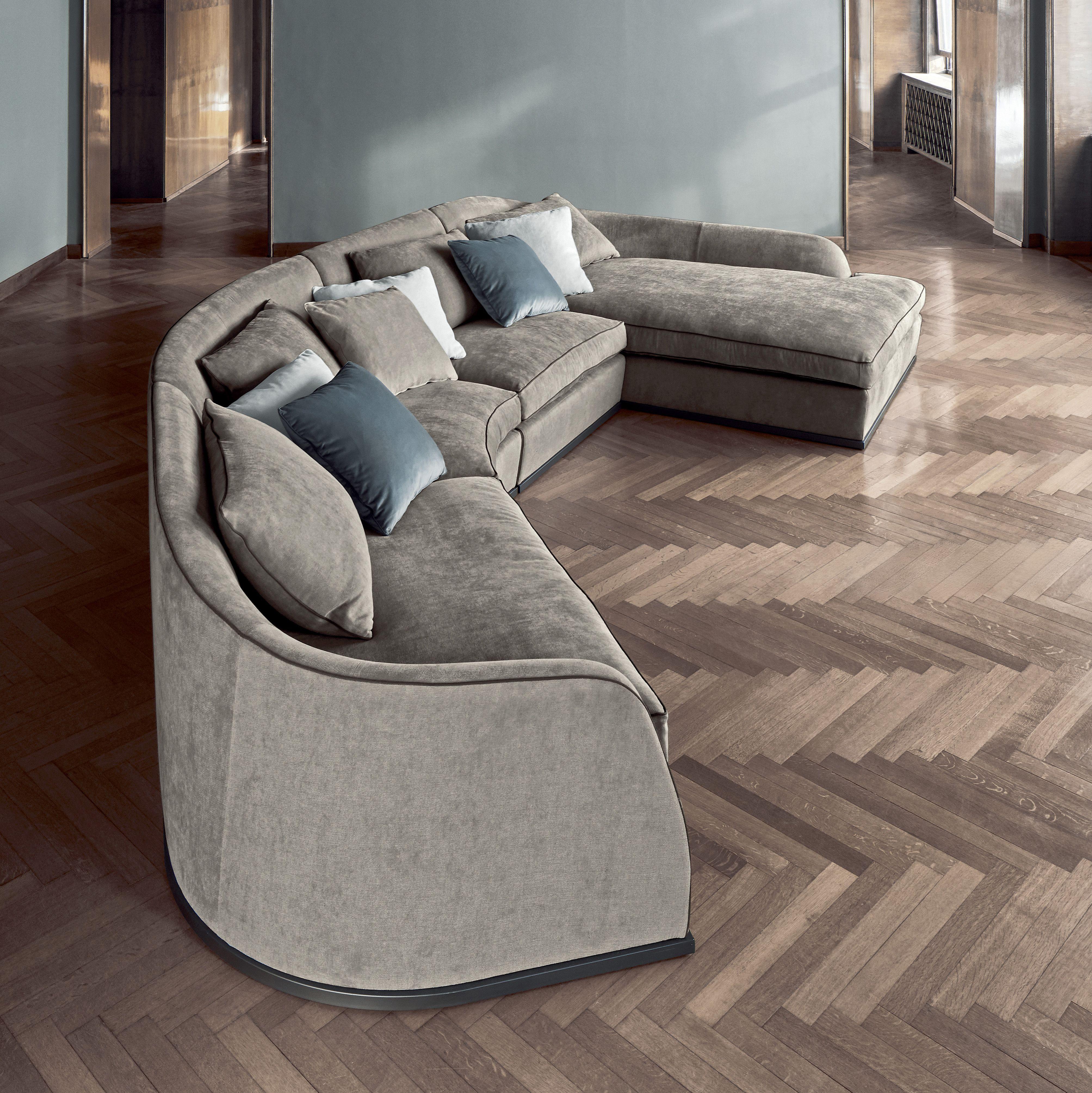 Flexform MOOD ALFRED sectional sofa design Roberto Lazzeroni Find