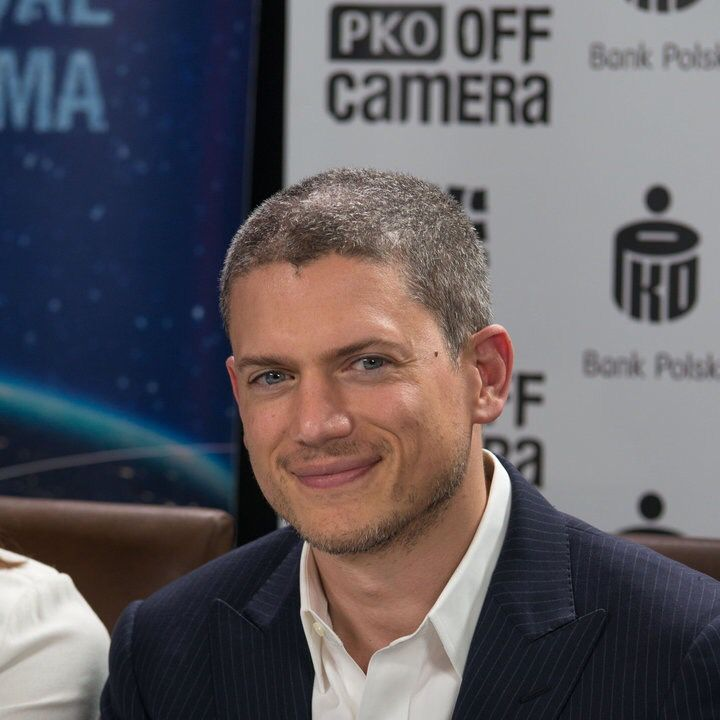 Wentworth Miller:he Doesnt Smile Often