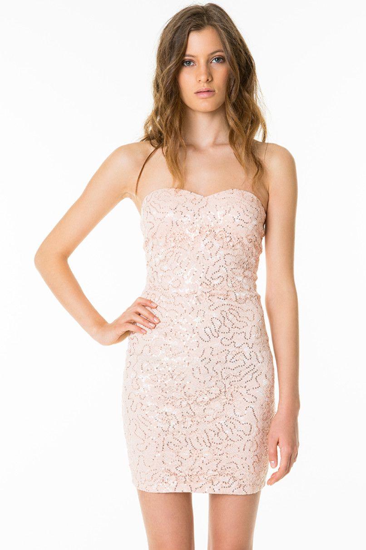 sexy #pink #party #dress #TALLYWEiJL http://www.tally-weijl.net/p ...