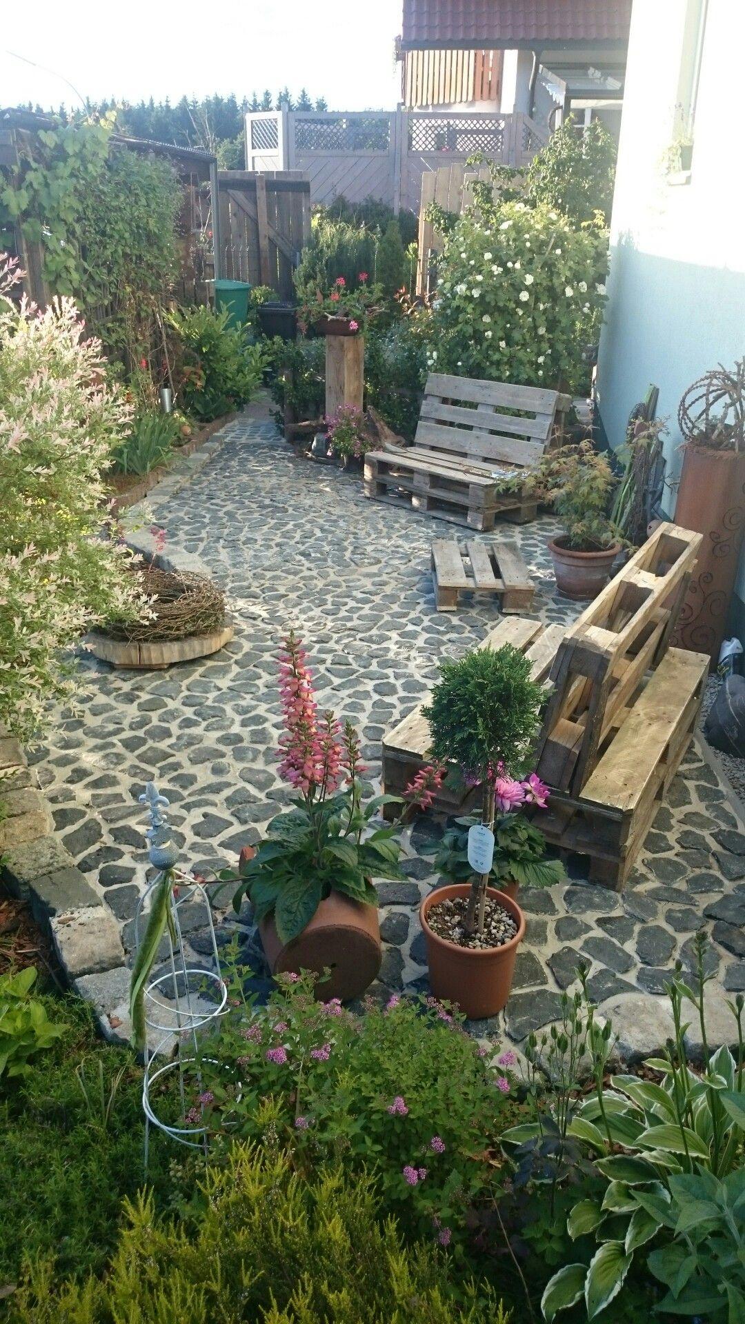 Meine Neue Chillecke Garten Garten Deko Garten Ideen
