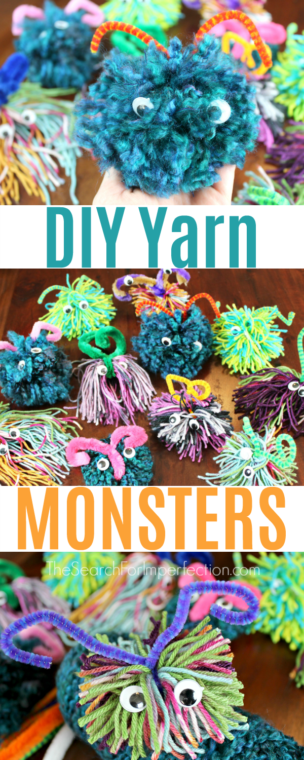 Photo of DIY Yarn Monsters – Fun and Easy Kids Craft