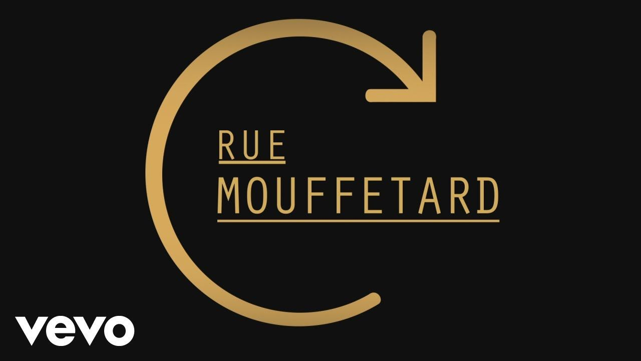 Patrick Bruel Rue Mouffetard Lyrics Video Patrick Bruel Chansons Francaises Bruel