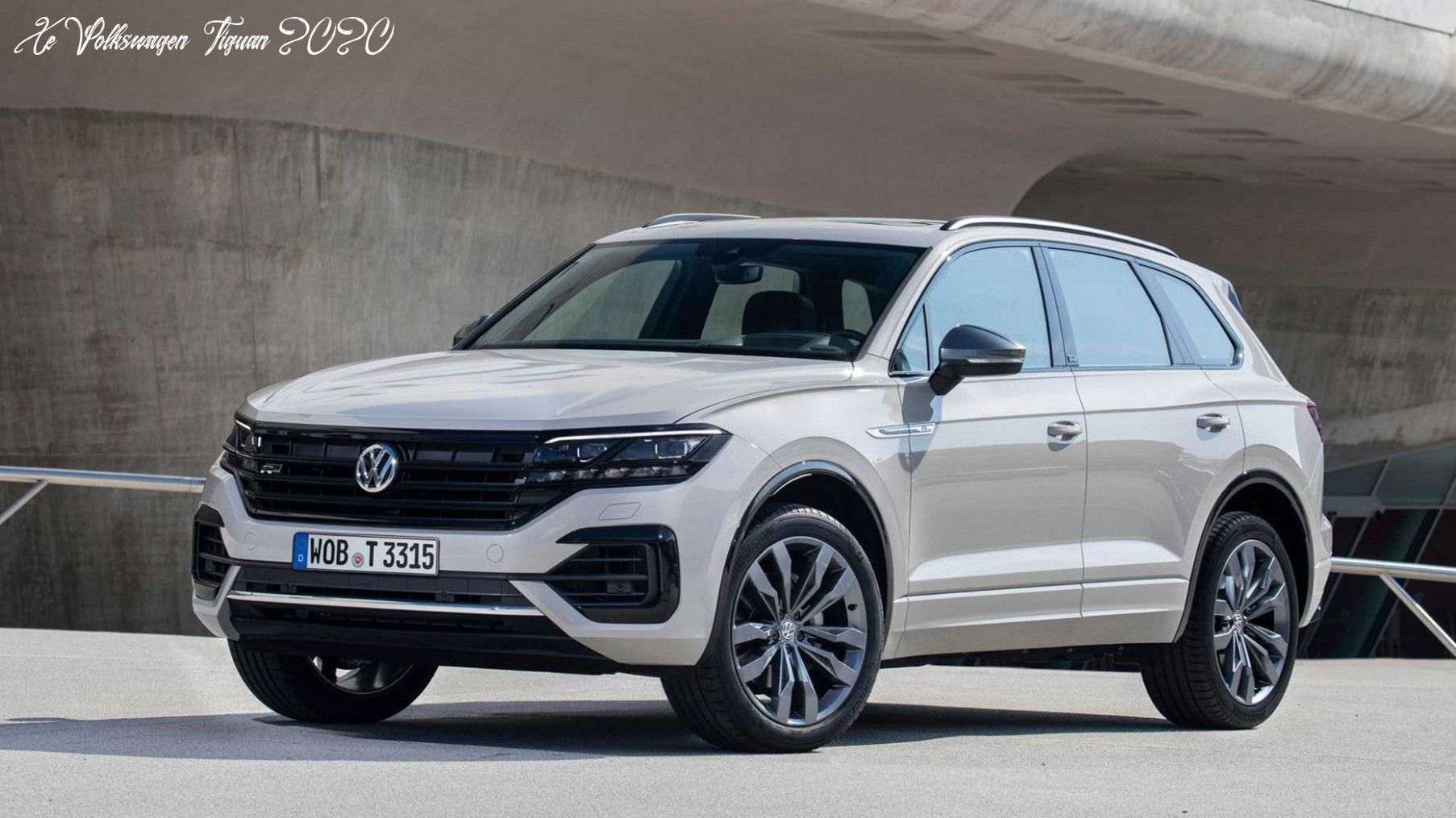 Xe Volkswagen Tiguan 2020 Performance And New Engine Em 2020 Volkswagem Carros