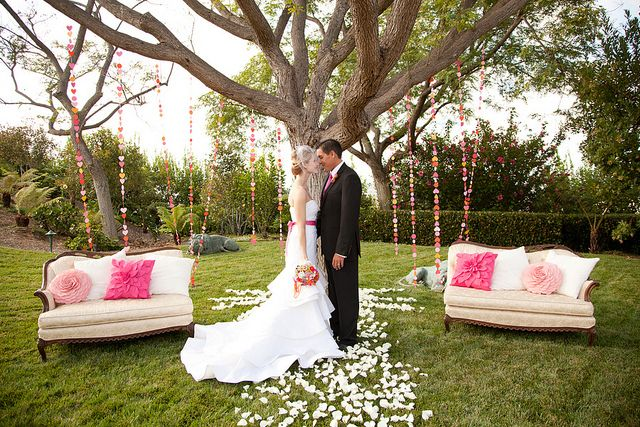 How To Turn A House Into An Event Or Wedding Venue Venuelust Wedding Reception At Home Dream Wedding Small Backyard Wedding