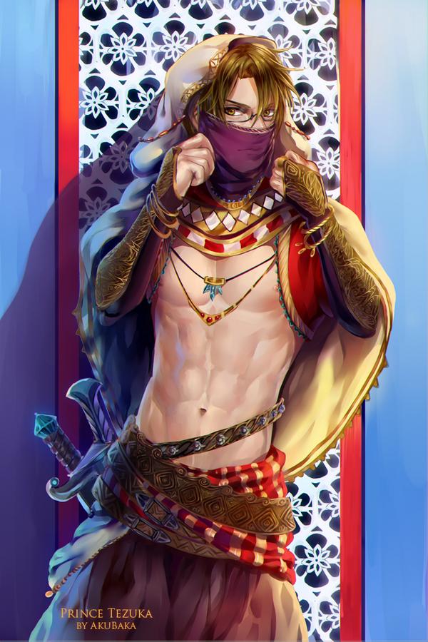 Oriental Prince by DevilGift.deviantart.com on @deviantART
