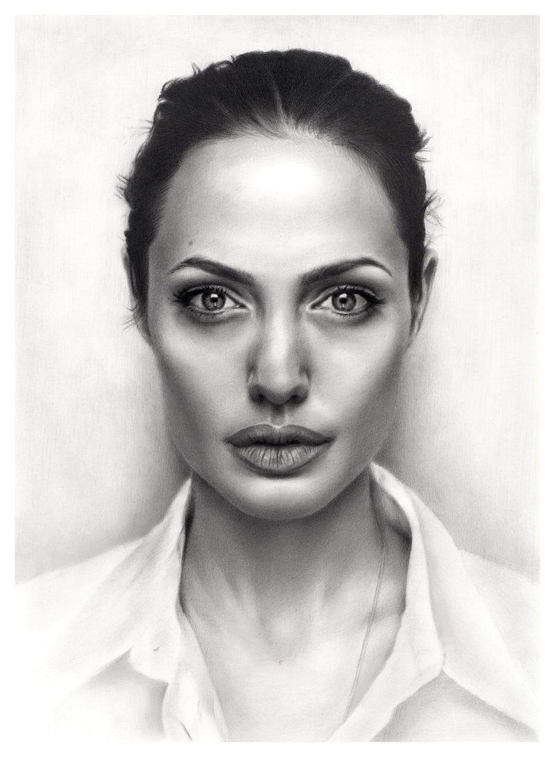 My own angelina jolie by sikoian deviantart com
